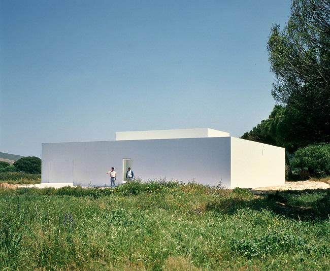 Casa Gaspar_01_Hisao Suzuki- campo-baeza -fundacion-arquia 0