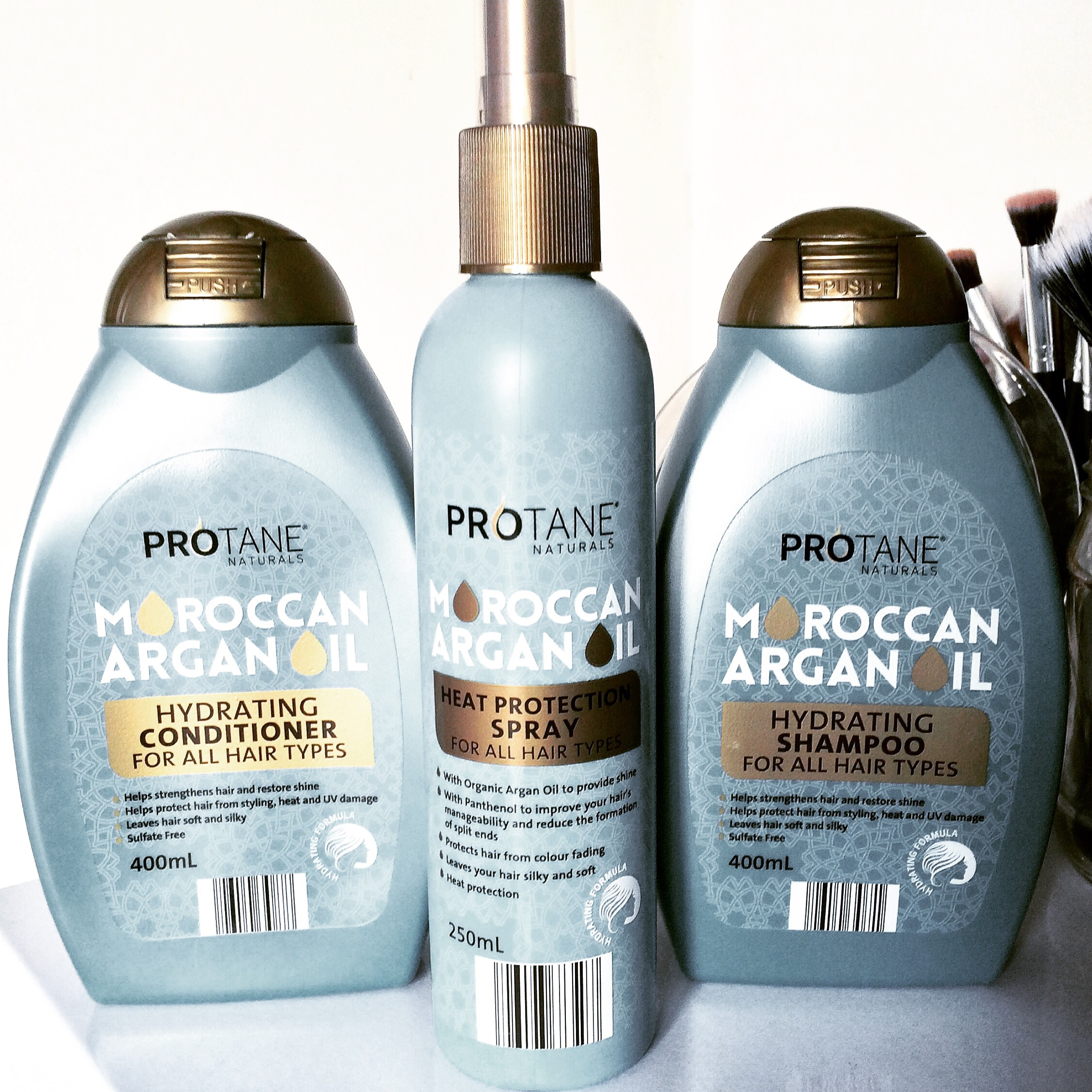 Aldi Shampoo Range Favourite Haircare On A Budget Protane Natural Moroccan