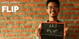 Co-Founder Flip, Aplikasi Transfer Antar Bank Gratis