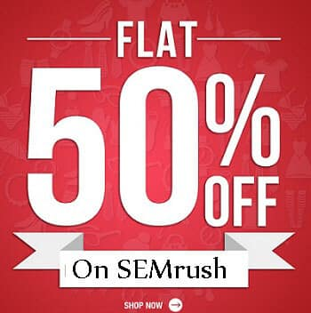 semrush black friday deal
