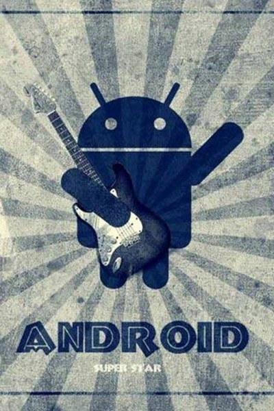 30 Different Android Mascot Styles for Androiders