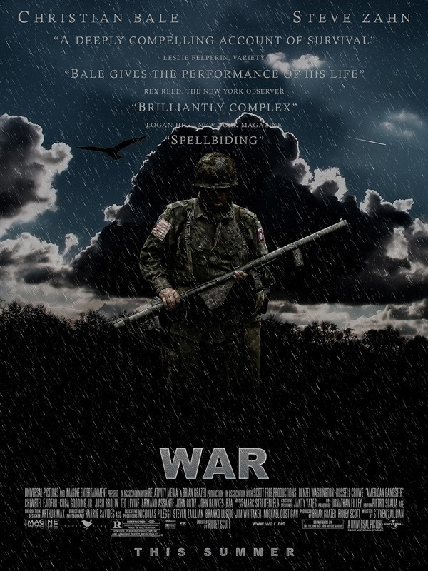 30 Awesome Photoshop Tutorials of Creating Movie Posters