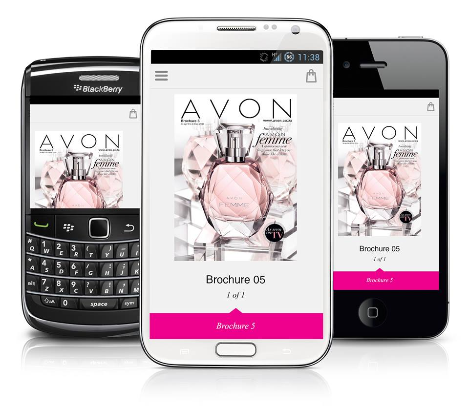 Did you know that Avon has an app?
