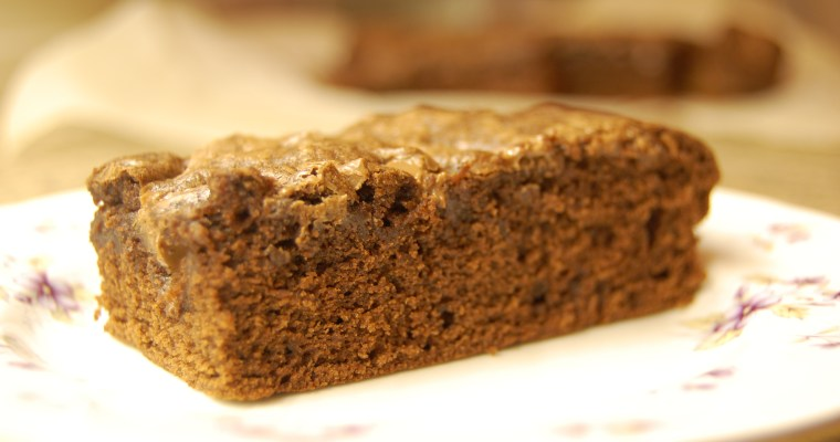 Friday Recipe | Low Fat Chocolate Brownies