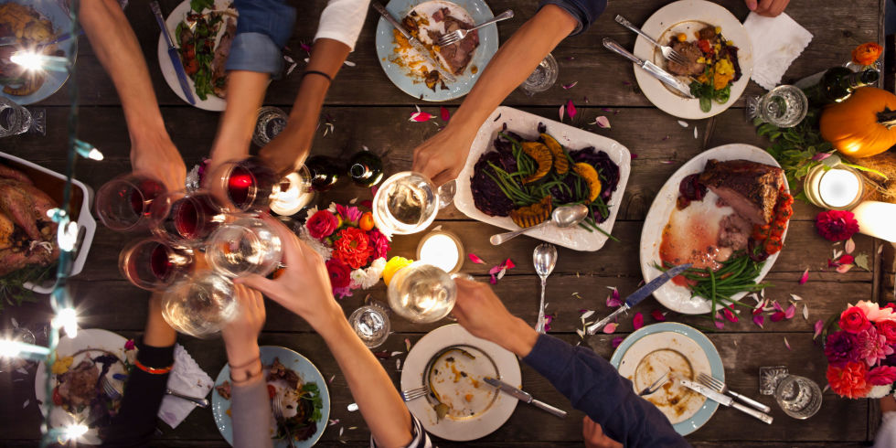 A Guide To Handling Dinner Party Stress