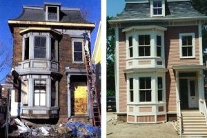 Denver Historic Home Restoration