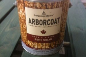 Benjamin Moore Arborcoat Review Update