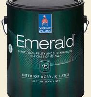 Sherwin Williams Emerald-The New Jewel?