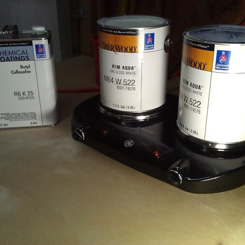 Sherwin Williams Kem Aqua Plus The Blogging Painters