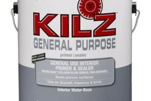 KILZ® GENERAL PURPOSE  PRIMER & SEALER