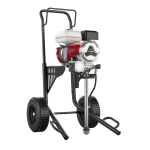 Titan Elite™ 3500 Sealed Hydraulic Professional Airless Paint Sprayer