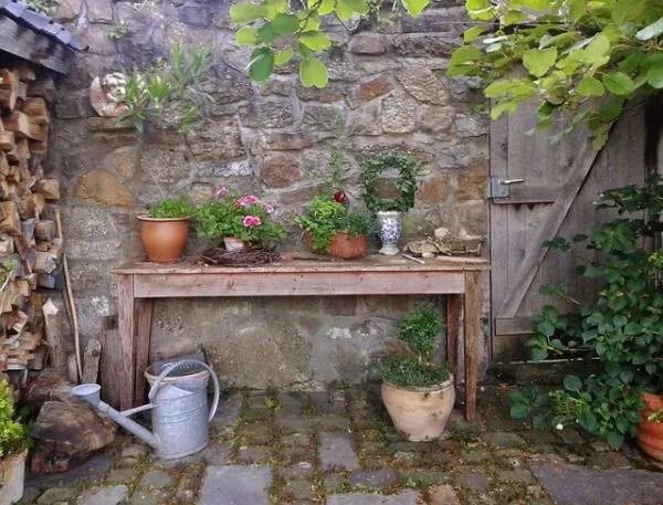 Ideas para decorar terrazas 2019 - BlogHogar - Decoracion De Terrazas Con Plantas