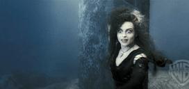 Helena Bonham Carter (Bellatrix)