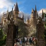 Exterior de Hogwarts