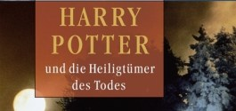 Portada Deathly Hallows Adulto Alemania