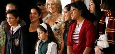 J.K Rowling Angeles