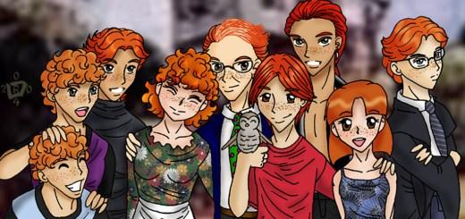 Familia Weasley