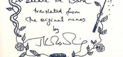 Catalogo The Tales of Beedle the Bard