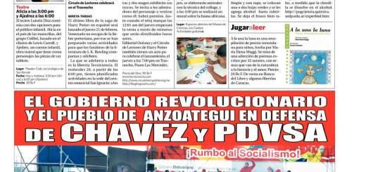 BlogHogwarts en El Nacional