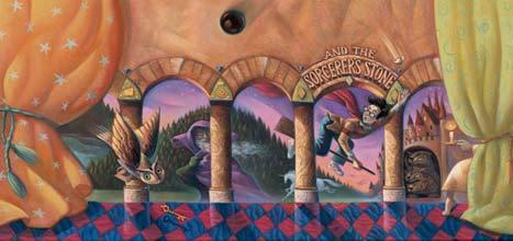 BlogHogwarts - Portada de 'Harry Potter y la Piedra Filosofal'