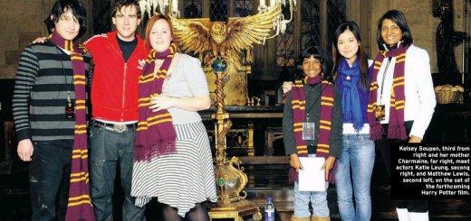 BlogHogwarts - Fanáticos en el set de HP6