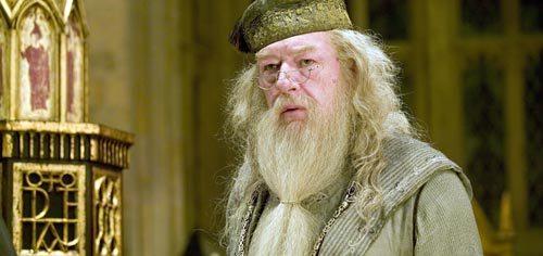 BlogHogwarts - Albus Dumbledore