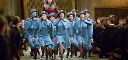 Alumnas de Beauxbatons