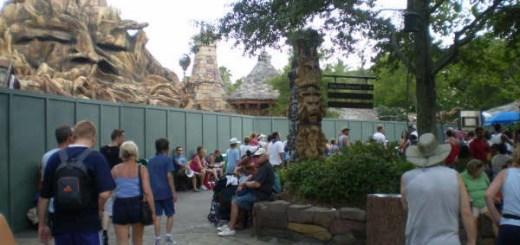 Muro del Parque Temático de Harry Potter