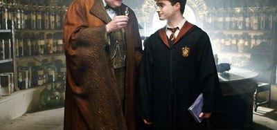 Harry Potter y Slughorn