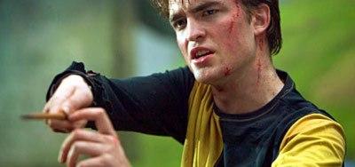 Cedric Diggory en 'Harry Potter y el Cáliz de Fuego'