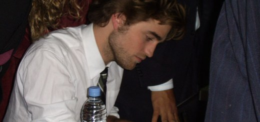 Robert Pattinson en Mexico