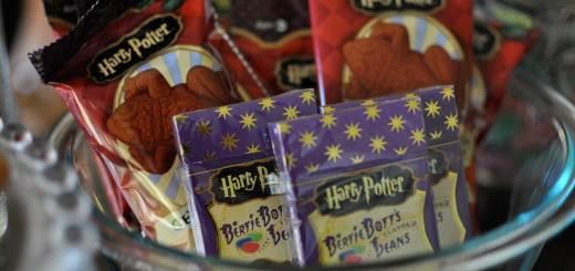 Dulces de Harry Potter