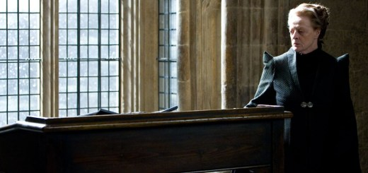 Minerva McGonagall Misterio del Principe