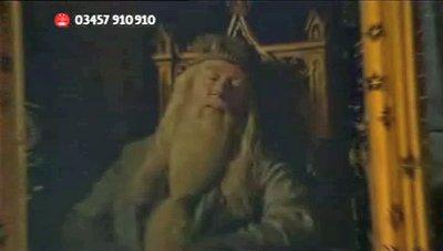 Retrato de Albus Dumbledore