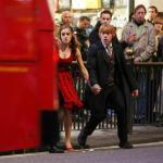 Emma Watson y Rupert Grint