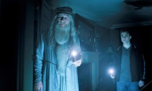 Dumbledore y Harry