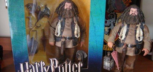 Figura de Hagrid con sonido