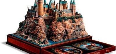 Caja de Lujo de DVDS de Harry Potter