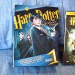 DVDs Harry Potter