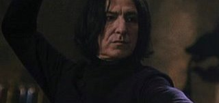 Harry Potter Severus