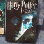 DVD Harry Potter 6