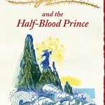 Harry Potter & the Half-Blood Prince New Cover