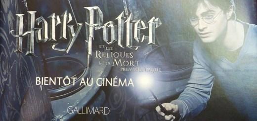 Harry Potter y la Reliquias de la Muerte Parte 1