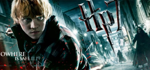 Harry Potter 7 Banner