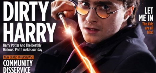 Harry Potter Revista SFX