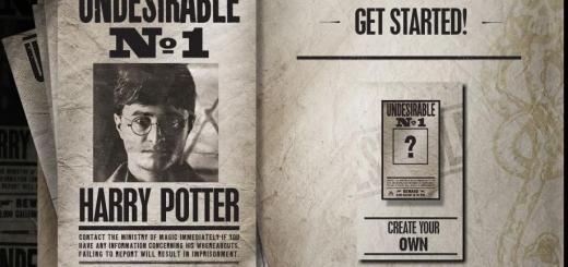 Harry Potter y las Reliquias de la Muerte Undesirable