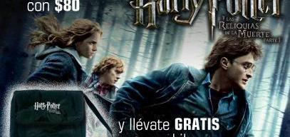 Harry Potter BlogHogwarts DVD HP7