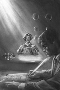 Harry Potter BlogHogwarts Arte Conceptual 50