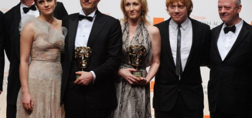 Orange British Academy Film Awards - Winners Boards