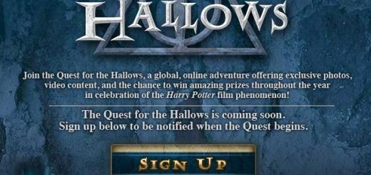 Harry Potter BlogHogwarts Quest for the Hallows